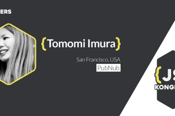 Talk: From Software to Hardware: How Do I Track My Cat with JavaScript (by Tomomi Imura)